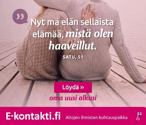 Suomen suosituin deittipalvelu