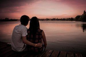 Romanttinen hetki