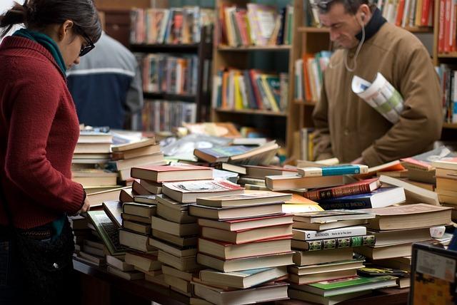 Ei niin suomalainen kirjakauppa